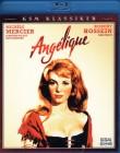 ANGELIQUE Blu-ray - Michele Mercier Abenteuer Klassiker