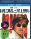 BARRY SEAL ONLY IN AMERICA Blu-ray Tom Cruise Action Thrill
