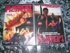BLOODFIST FIGHTER 2 + BLOODFIST FIGHTER 4 WMM DVD NEU OVP