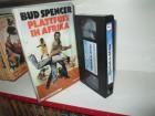 VHS - Plattfuß in Afrika - Bud Spencer - Taurus