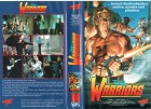 (VHS) Fighting Warriors - Greg Cummins, Robert Z'Dar