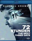 72 STUNDEN The Next Three Days BLU-RAY Russell Crowe