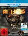 Battledogs 3D Special Edition UNCUT Blu-Ray NEU/OVP + Bonus