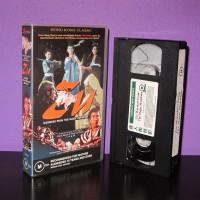 Zu - Warriors from the Magic Mountain * VHS * Australien