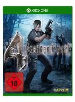 Resident Evil 4 X Box One