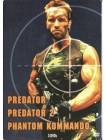 Predator und Phantom Kommando - Steelbook - Neu in Folie