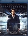 TRANSCENDENCE Blu-ray - Johnny Depp SciFi Thriller
