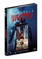 Leviathan - DVD/Blu-ray Mediabook A Lim 50 OVP