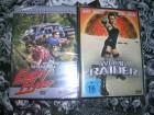 CARA LOFT WOMB RAIDER DVD + EASY FLYER DVD NEU OVP