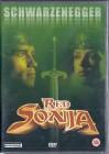 Red Sonja (Arnold Schwarzenegger) (DVD) NEU!