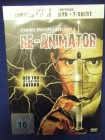 Re-Animator LIMITED EDITION + T-Shirt NEU OVP