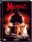 Maniac Mediabook Cover A XT - NEU/OVP