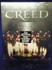 Creed - Live NEU OVP