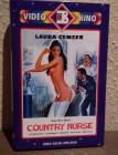 DVD - Country Nurse - Laura Gemser - Lim. 55 Bockhop gr. HB