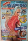 Happy Weekend 1022 Magazin + DVD Neu