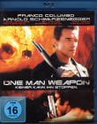 ONE MAN WEAPON Blu-ray - Franco Columbo Schwarzenegger