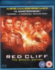 RED CLIFF Blu-ray - Langfassung 2 Disc Import John Woo