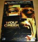 Wolf Creek kleine Hartbox DVD