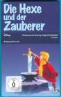 Die Hexe und der Zauberer -  SZ Junge Cinemathek DVD Disney