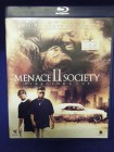 Menace II Society Director´s Cut IMPORT FRA