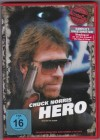 Hero (Action Cult, Uncut) Chuck Norris DVD NEU