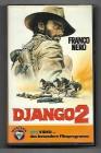Franco Nero, DJANGO 2, Vhs