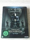 THE LAST WITCH HUNTER - LIM.BD STEELBOOK - UNCUT