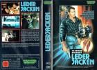 (VHS) Lederjacken - Sie kennen kein Gesetz - Bridget Fonda