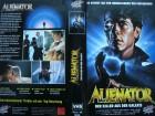 Alienator - Der Killer aus der Galaxis... John Saxon ...VHS