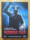Maniac Cop - BluRay / 2 DVD - NSM Mediabook (WIE NEU)