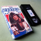 THE SEEKERS John Carradine / Stuart Whitman CIC UK-VHS