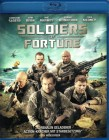SOLDIERS OF FORTUNE Blu-ray - Christian Slater Vin Rhames