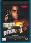 Made of Steel - UNCUT DVD Charlie Sheen fast NEUWERTIG