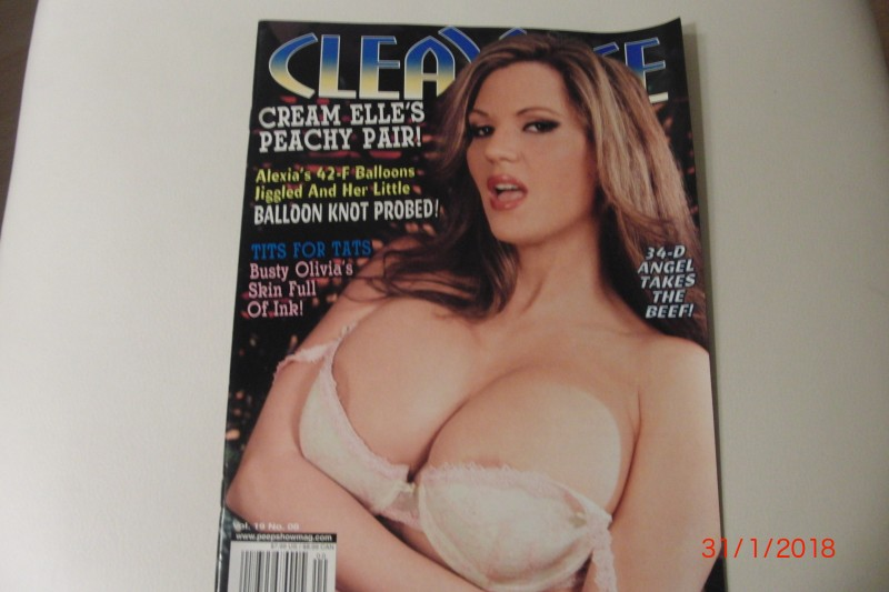 CLEAYEAZE-  DIE ge*lSTEN FRAUEN - US TOP MAG