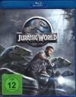 JURASSIC WORLD Blu-ray - Dinos Action Chris Pratt - Park 4