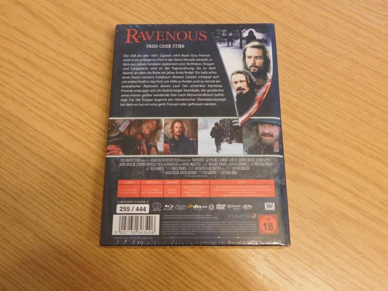 Ravenous Mediabook OVP