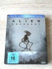 ALIEN: COVENANT - LIMITIERTES BLURAY STEELBOOK - UNCUT