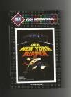 DER NEW YORK RIPPER + XT VIDEO + RETRO COVER + Nr. 103 / 131