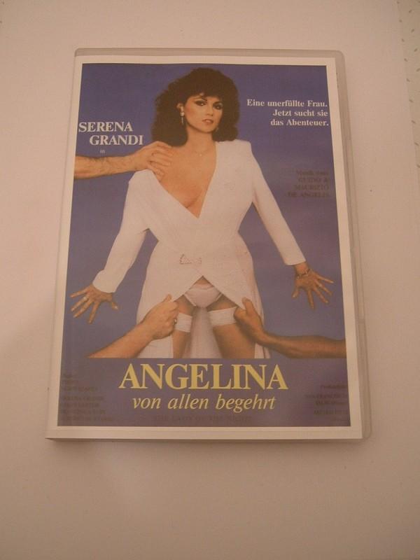 Erotik: Angelina - von allen begehrt (sehr selten)