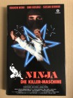 Ninja - Die Killer-Maschine DVD gr. Hartbox uncut