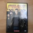 URBAN JUSTICE - BLINDE RACHE mit Steven Seagal DVD