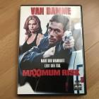 MAXIMUM RISK mit Jean Claude Van Damme DVD uncut