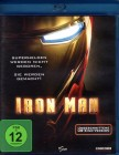 IRON MAN Blu-ray - Robert Downey Jr. Marvel Avengers Action