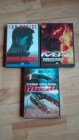 Mission: Impossible 1 - 3 (UNCUT) Tom Cruise - 4 DVDs