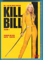 Kill Bill - Volume 1 DVD Uma Thurman, David Carradine s g Z