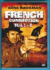 French Connection - Teil I und II (2 DVDs) Gene Hackman sgZ