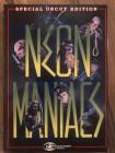 Neon Maniacs (uncut) kleine Hartbox Cover B