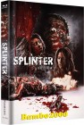 *SPLINTER *UNCUT* COVER ARTWORK *BLU-RAY MEDIABOOK* NEU/OVP