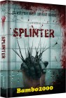 *SPLINTER *UNCUT* COVER ORIGINAL *BLU-RAY MEDIABOOK* NEU/OVP