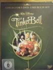 Tinker Bell Collector´s DVD und Buch Set NEU OVP